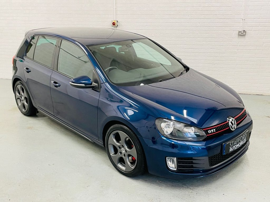 USED 2010 10 VOLKSWAGEN GOLF 2.0 GTI 5d 210 BHP 1 OWNER FROM NEW! FULL SERVICE HISTORY