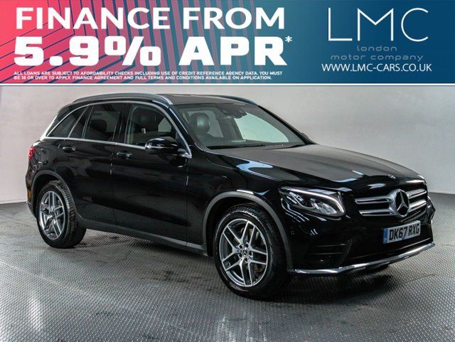 View our MERCEDES-BENZ GLC-CLASS