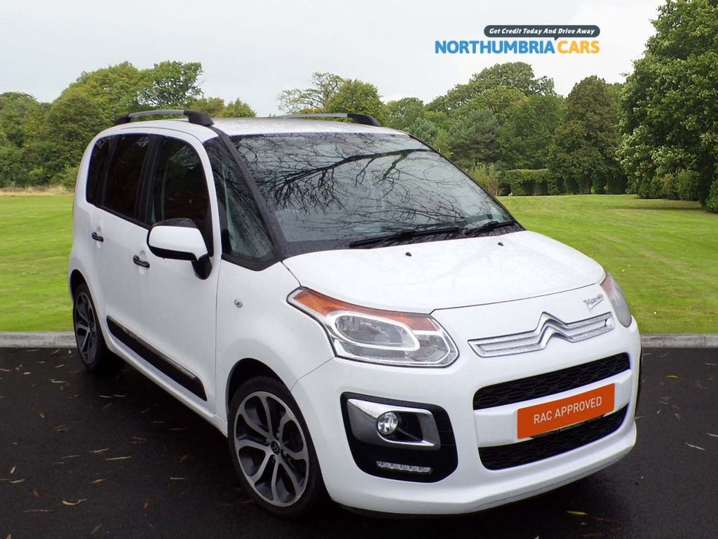 USED 2013 63 CITROEN C3 PICASSO 1.6 PICASSO EXCLUSIVE HDI 5d 115 BHP