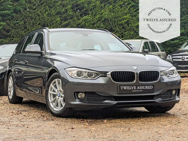 USED 2013 63 BMW 3 SERIES 2.0 320D EFFICIENTDYNAMICS BUSINESS TOURING 5d 161 BHP AUTO