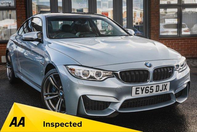 USED 2015 65 BMW M4 3.0 M4 2d 426 BHP AA INSPECTED + AA WARRANTY!