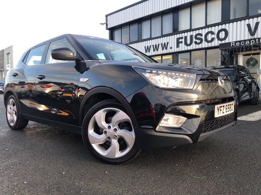 USED 2015 SSANGYONG TIVOLI 1.6 EX 5d 126 BHP £129 a month, T&Cs apply.