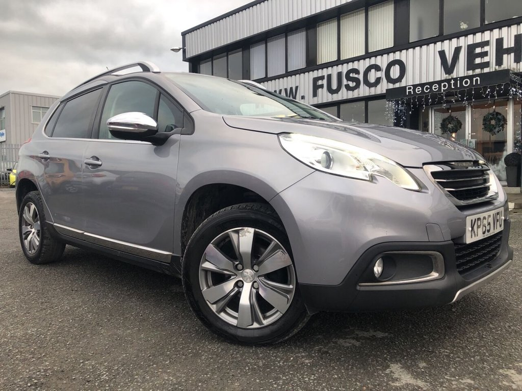 USED 2015 65 PEUGEOT 2008 1.2 S/S ALLURE 5d 82 BHP £143 a month, T&Cs apply.