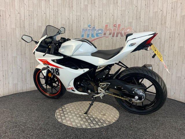 SUZUKI GSXR125 at Rite Bike