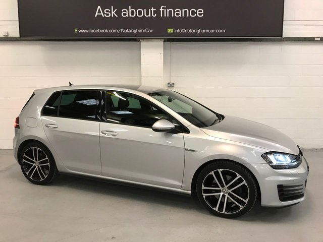 USED 2015 65 VOLKSWAGEN GOLF 2.0 GTD 5d 181 BHP