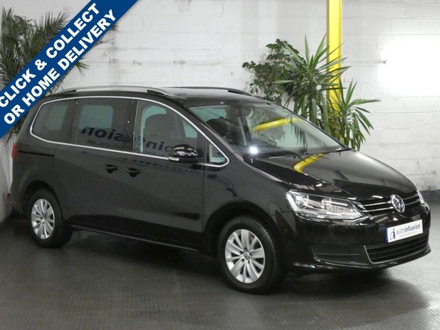 2017 67 VOLKSWAGEN SHARAN 2.0 SE TDI BLUEMOTION TECHNOLOGY 5d 148 BHP