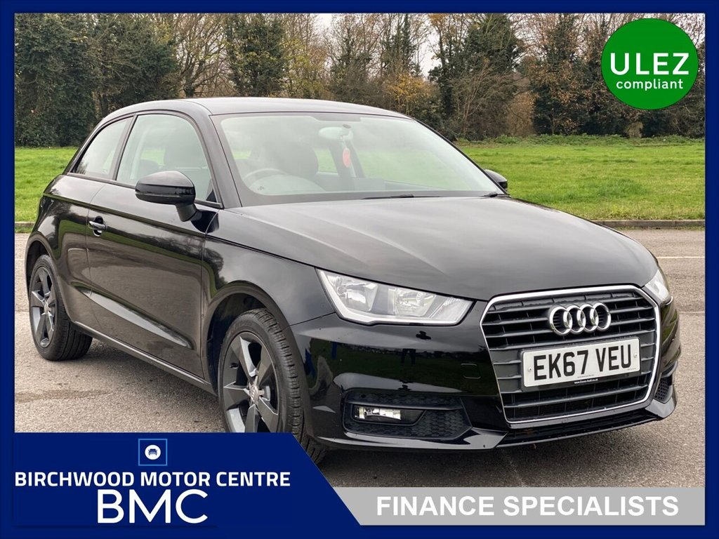USED 2017 67 AUDI A1 1.0 TFSI SPORT 3d 93 BHP. Ulez Compliant, 1 OWNER+JUST 19,400miles, FSH, LOW INSURANCE GROUP, IMMACULATE THROUGHOUT BLUETOOTH & PARKING SENSORS