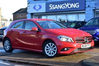 USED 2014 64 MERCEDES-BENZ A-CLASS 1.5 A180 CDI ECO SE 5d 109 BHP FINANCE FROM £169 PER MONTH £0 DEPOSIT