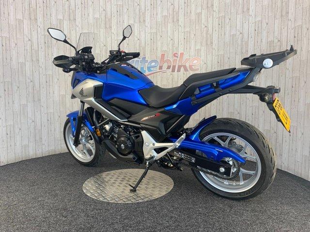 HONDA NC750 at Rite Bike