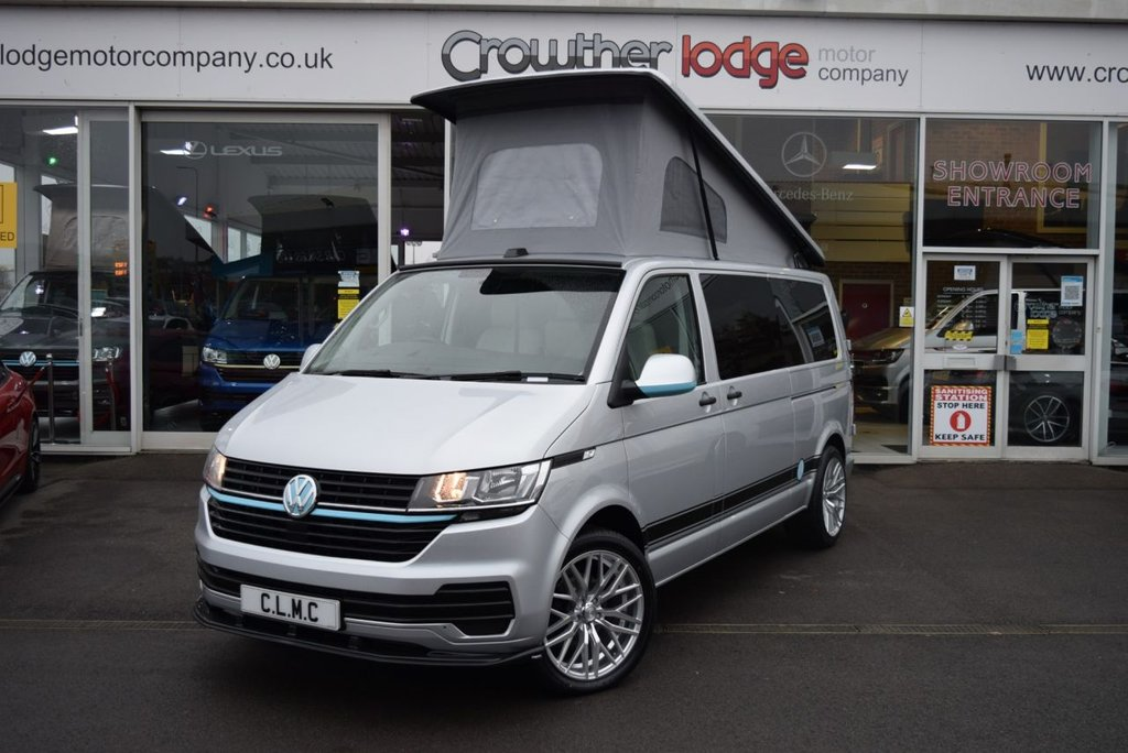 USED 2020 70 VOLKSWAGEN TRANSPORTER 2.0 T30 TDI P/V 148 BHP NEW CONVERSION - DELIVERY MILES ONLY