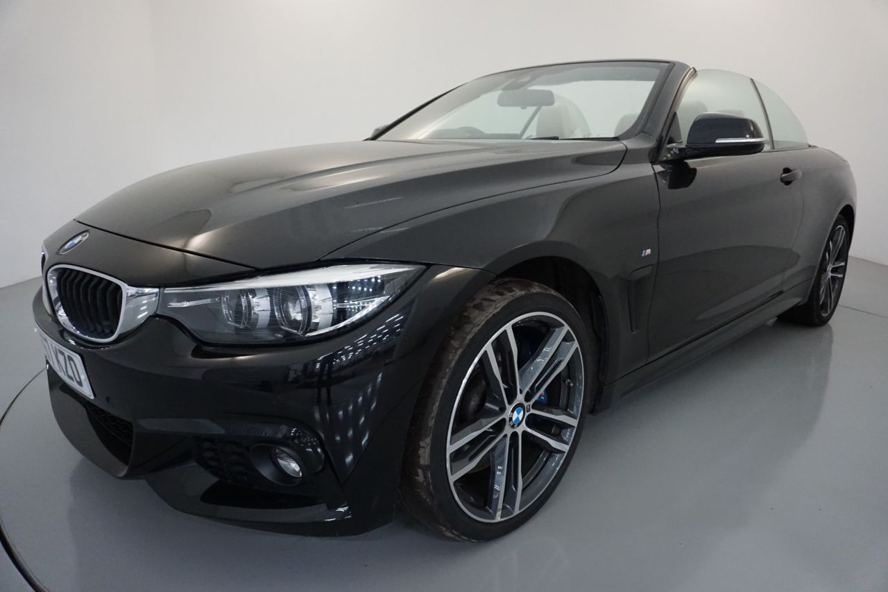Used BMW 4 SERIESfor sale