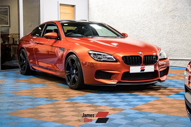 USED 2015 15 BMW M6 4.4 M6 4.4 (Competition Pack) M DCT Two Owners | Three Stamps