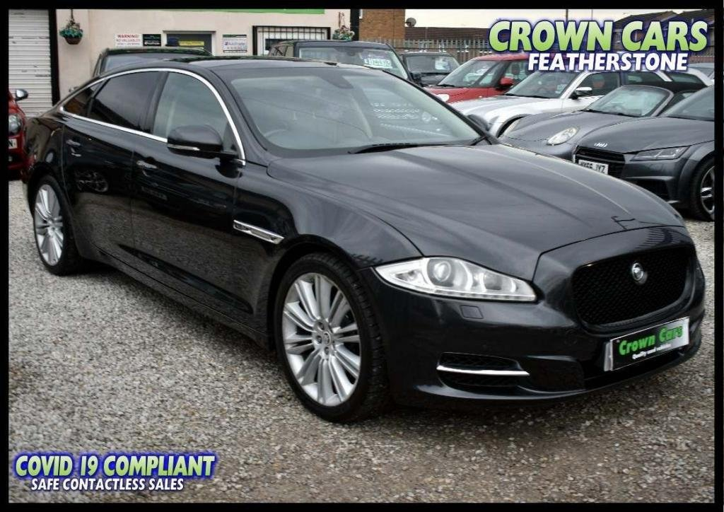 USED 2011 11 JAGUAR XJ 3.0 TD Portfolio SWB Saloon 4dr FREE FINANCE ELIGIBILITY CHECK