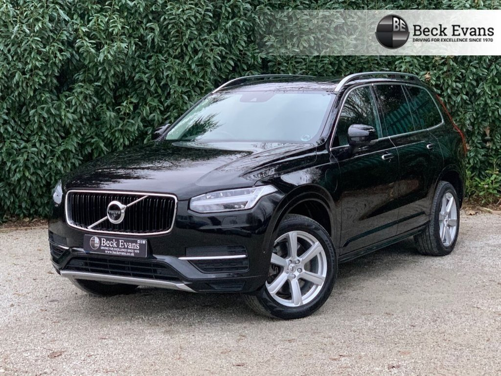 USED 2017 67 VOLVO XC90 2.0 T8 TWIN ENGINE MOMENTUM PRO AWD 5d 402 BHP