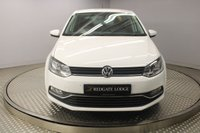 USED 2016 66 VOLKSWAGEN POLO 1.0 MATCH EDITION 5d 60 BHP 1 OWNER, 6 SERVICES, LOW TAX + INSURANCE