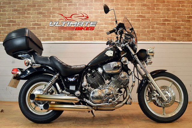 USED 1992 J YAMAHA XV1100 VIRAGO  - FREE NATIONWIDE DELIVERY
