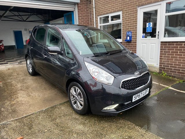 View our KIA VENGA
