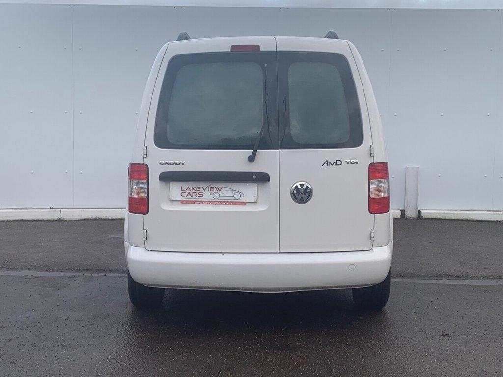USED 2009 VOLKSWAGEN CADDY 1.9TDI PD 104PS Van
