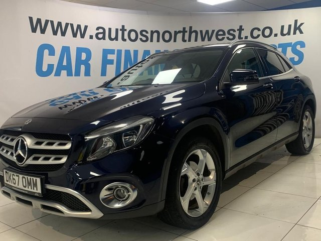 MERCEDES-BENZ GLA-CLASS at Autos North West