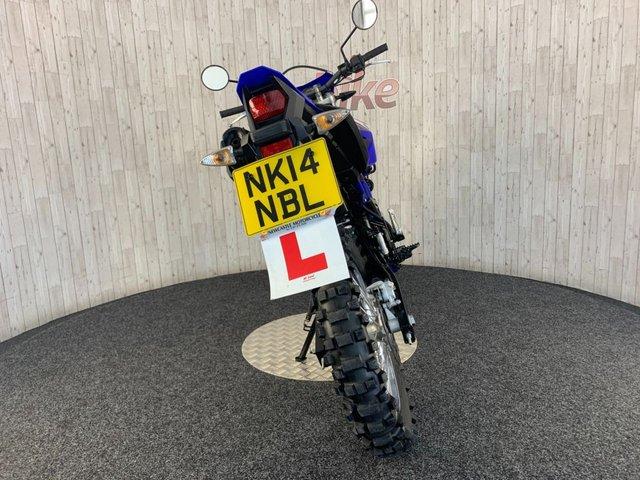 YAMAHA WR125 at Rite Bike