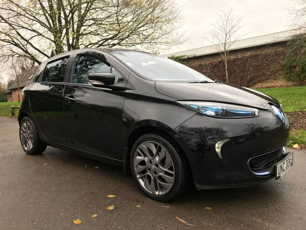 USED 2014 RENAULT ZOE 0.0 DYNAMIQUE INTENS 5d 88 BHP Zero Road !