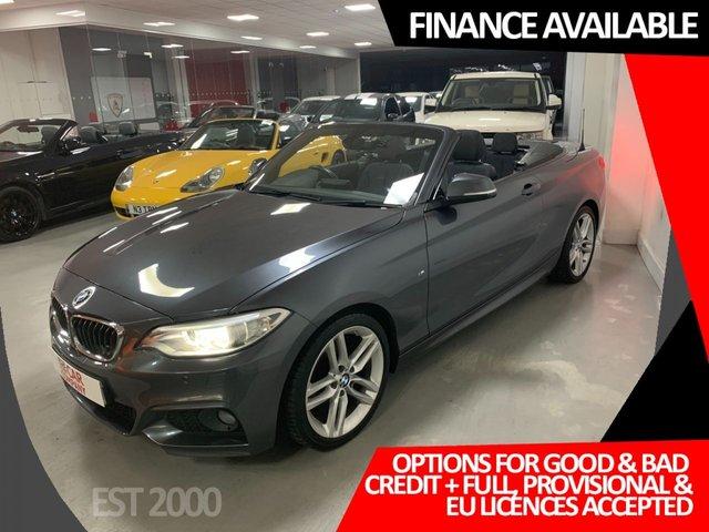 2016 R BMW 2 SERIES 2.0 218D M SPORT 2d 148 BHP