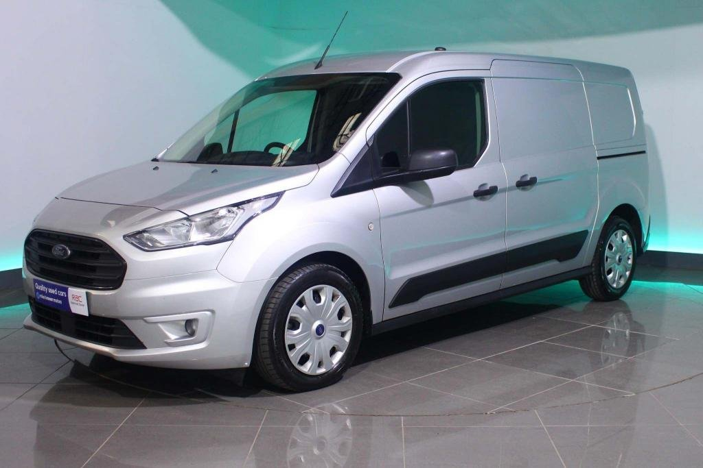 USED 2018 68 FORD TRANSIT CONNECT 1.5 210 EcoBlue Trend L2 EU6 (s/s) 5dr AIR CONDITIONING   PLY LINING