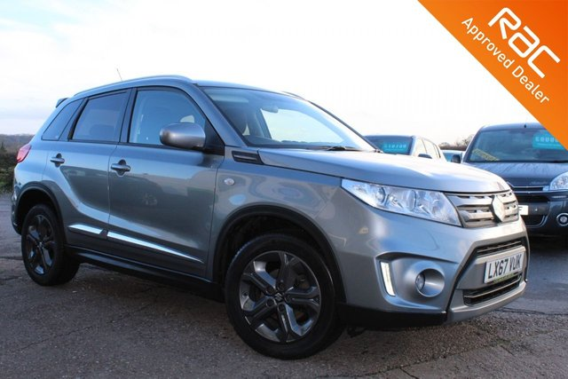 USED 2017 67 SUZUKI VITARA 1.6 SZ-T URBAN 5d 118 BHP AUTOMATIC VIEW AND RESERVE ONLINE OR CALL 01527-853940 FOR MORE INFO.
