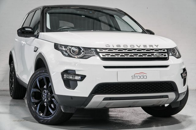 2018 67 LAND ROVER DISCOVERY SPORT 2.0 TD4 HSE 5d 180 BHP