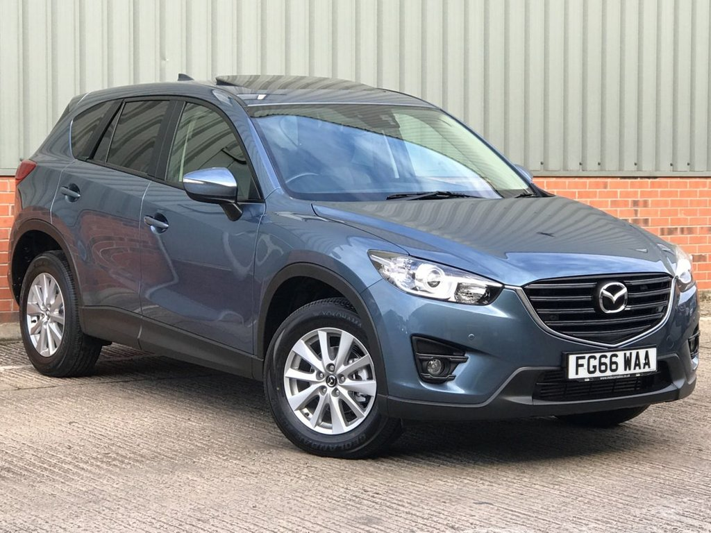 USED 2016 66 MAZDA CX-5 2.2 D SE-L LUX NAV 5d 148 BHP EXCELLENT LOW MILEAGE EXAMPLE