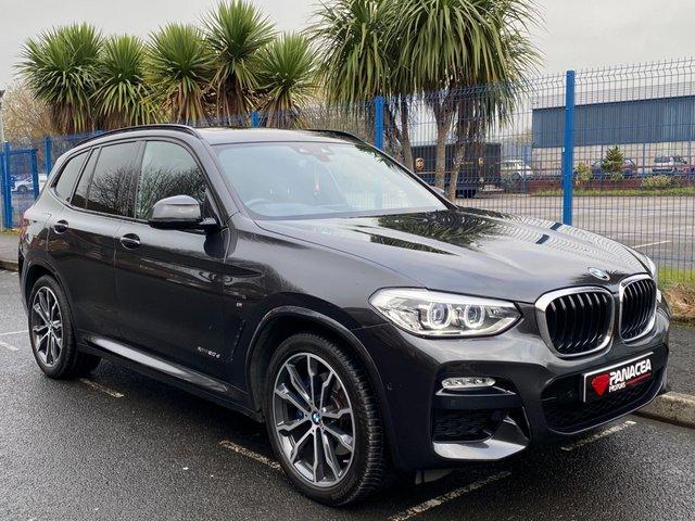 2018 BMW X3 2.0 XDRIVE20D M SPORT 5d 188 BHP