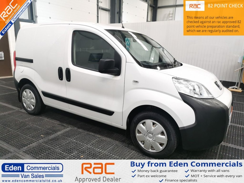 USED 2015 15 PEUGEOT BIPPER 1.3 HDI * EX NHS * ONLY 10,000 MILES