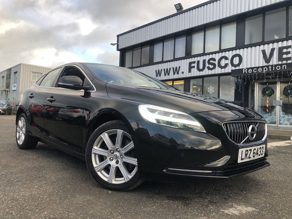 USED 2016 VOLVO V40 1.5 T2 INSCRIPTION 5d 120 BHP £218 a month, T&Cs apply.