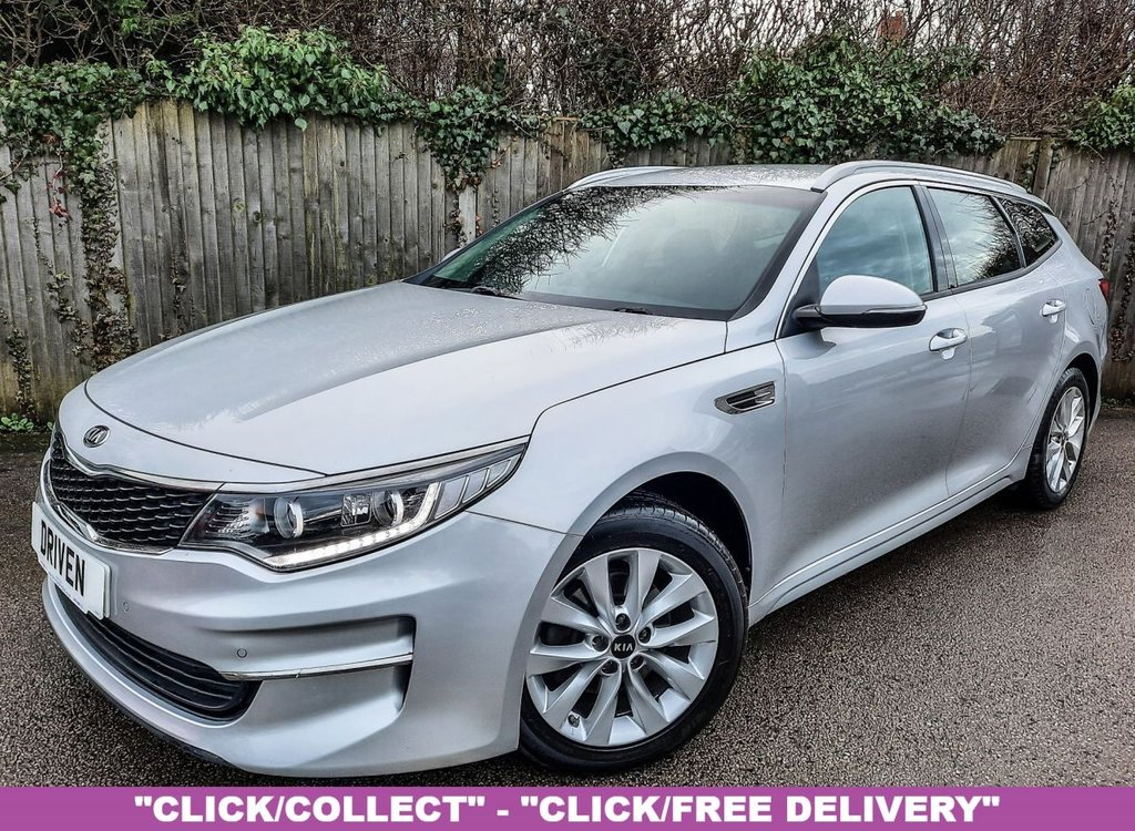 USED 2017 67 KIA OPTIMA 1.7 CRDI 2 ISG 5d 139 BHP