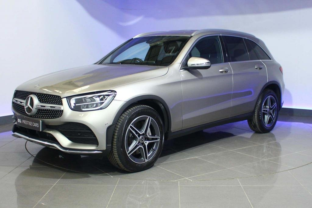 USED 2020 20 MERCEDES-BENZ GLC-CLASS 2.0 GLC220d AMG Line G-Tronic+ 4MATIC (s/s) 5dr HEATED SEATS - NAVIGATION
