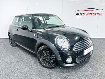 2012 MINI HATCH ONE 1.6 ONE 3d 98 BHP £4000.00