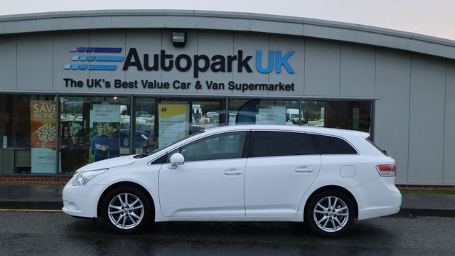 USED 2011 11 TOYOTA AVENSIS 1.8 VALVEMATIC TR 5d 145 BHP . LOW DEPOSIT OR NO DEPOSIT FINANCE AVAILABLE . COMES USABILITY INSPECTED WITH 30 DAYS USABILITY WARRANTY + LOW COST 12 MONTHS ESSENTIALS WARRANTY AVAILABLE FROM ONLY £199 (VANS AND 4X4 £299) DETAILS ON REQUEST. ALWAYS DRIVING DOWN PRICES . BUY WITH CONFIDENCE . OVER 1000 GENUINE GREAT REVIEWS OVER ALL PLATFORMS FROM GOOD HONEST CUSTOMERS YOU CAN TRUST .