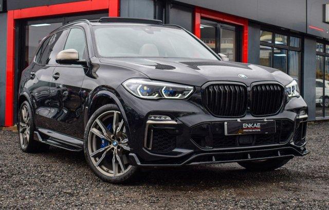 2019 BMW X5 3.0 M50D 5d 395 BHP