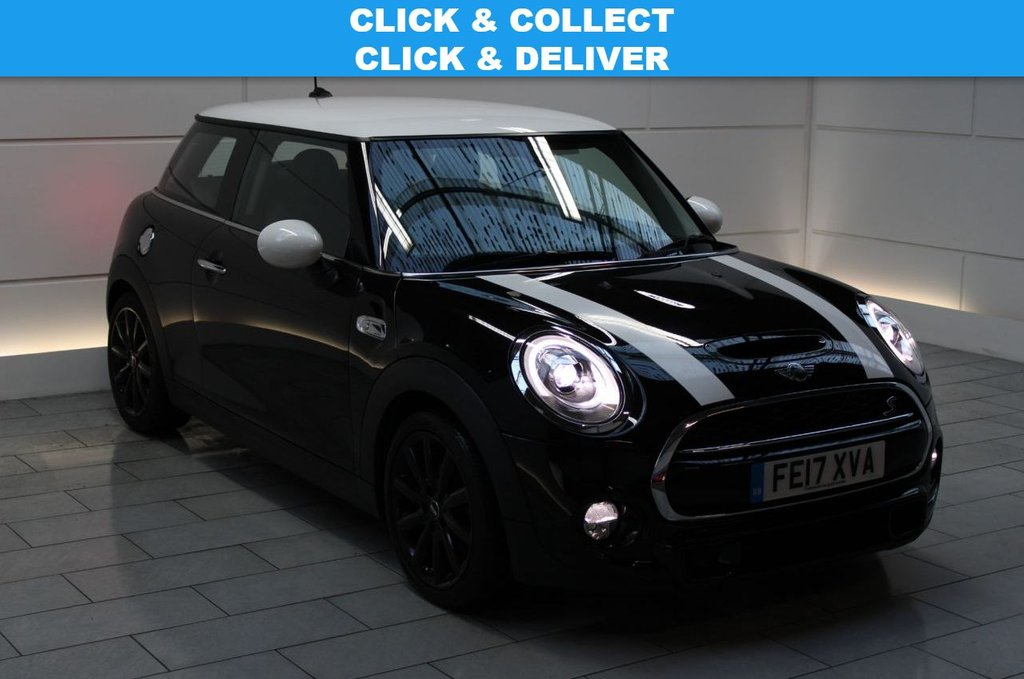 USED 2017 17 MINI HATCH COOPER  2.0 Cooper S (stop/start) 3dr [CHILI PACK]