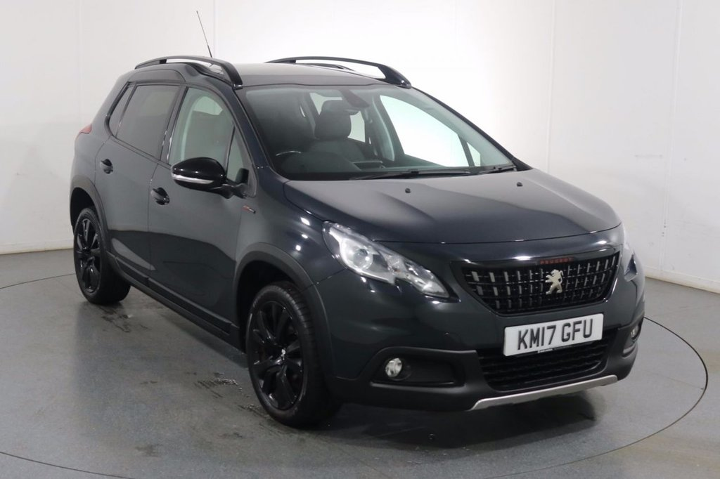 USED 2017 17 PEUGEOT 2008 1.6 BLUE HDI GT LINE 5d 100 BHP
