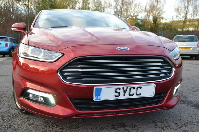 USED 2017 17 FORD MONDEO 1.5 ZETEC ECONETIC TDCI 5d 114 BHP ~ FREE ROAD TAX ~ SAT NAV FREE ROAD TAX ~ FORD SYNC 3 SAT NAV ~ 2 KEYS ~ 6 MONTHS WARRANTY