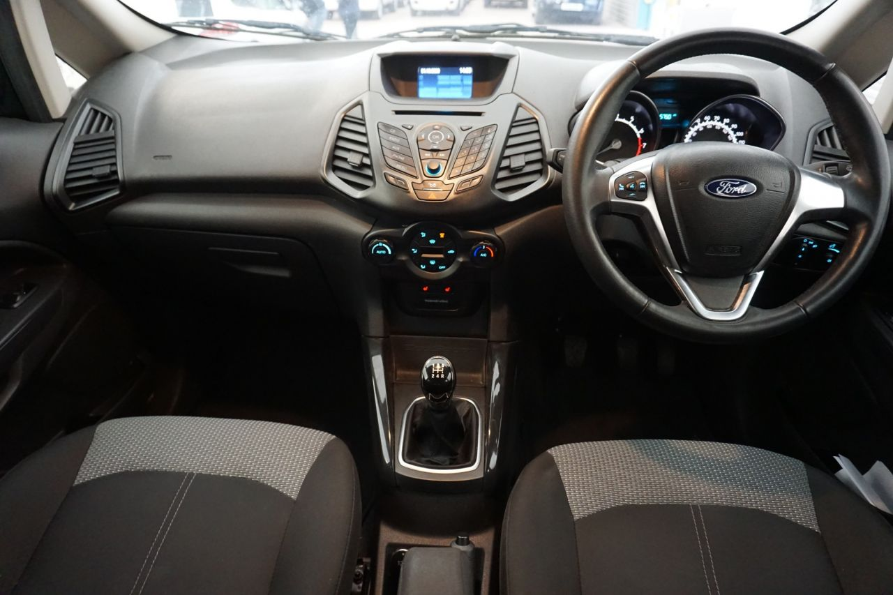 Used FORD ECOSPORT for sale