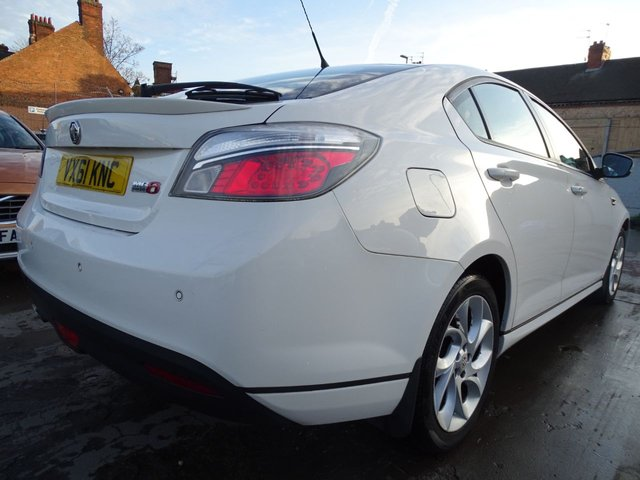 USED 2012 61 MG 6 1.8 SE GT 5d 160 BHP NEW CLUTCH JUST DONE