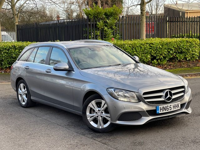 2015 65 MERCEDES-BENZ C-CLASS 1.6L C200 D SE EXECUTIVE 5d 136 BHP