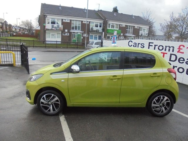 USED 2018 68 PEUGEOT 108 1.0 COLLECTION 5d 72 BHP JUST ARRIVED FINANCE AVAIBLE