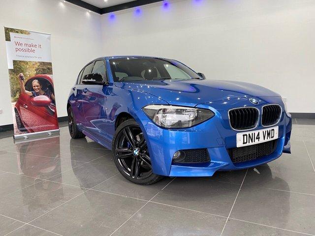 USED 2014 14 BMW 1 SERIES 2.0 120D XDRIVE M SPORT 5d 181 BHP X Drive | Bluetooth