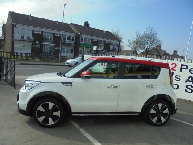 USED 2014 64 KIA SOUL 1.6 MIXX 5d 130 BHP **CLICK AND COLLECT ON YOUR NEXT CAR**