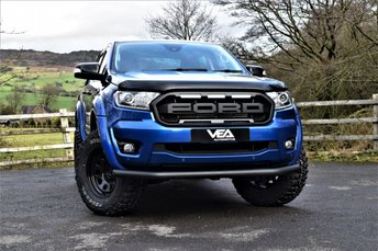 2019 FORD RANGER 2.0 LIMITED ECOBLUE 2d 168 BHP £32999.00