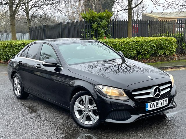 2015 15 MERCEDES-BENZ C-CLASS 2.1 C220 BLUETEC SE EXECUTIVE 4d 170 BHP
