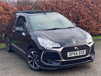 USED 2017 66 DS DS 3 1.6 BLUEHDI ELEGANCE S/S 3d * 12 MONTHS FREE AA MEMBERSHIP * ONLY 1 OWNER FROM NEW *